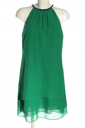 Esprit Halter Dress green-silver-colored polyester