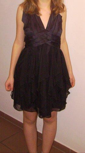 Esprit Neckholderkleid schwarz Größe 34 NEU