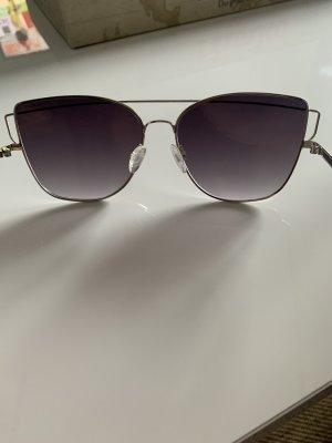 Esprit Okulary motylki srebrny