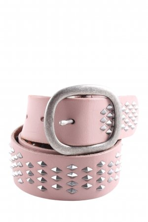 Esprit Studded Belt pink casual look