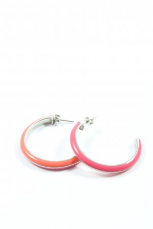 Esprit Ohrhänger pink-silberfarben Casual-Look