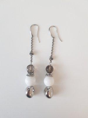Esprit Pendientes de perlas multicolor