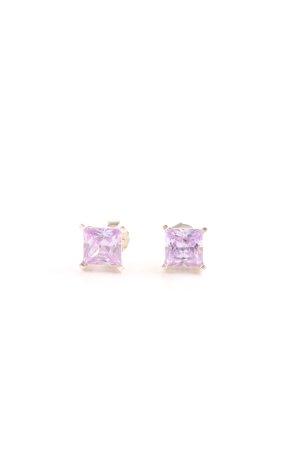 Esprit Oorstekers roze-goud zakelijke stijl