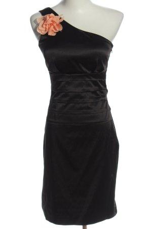 Esprit Robe asymétrique noir élégant
