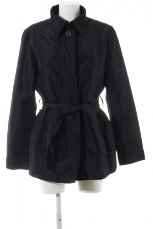 Esprit Outdoorjacke schwarz Casual-Look