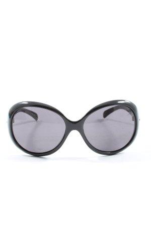 Esprit Oval Sunglasses black casual look