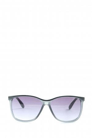 Esprit ovale Sonnenbrille hellgrau Casual-Look