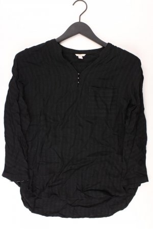 Esprit Oversized Blouse black viscose