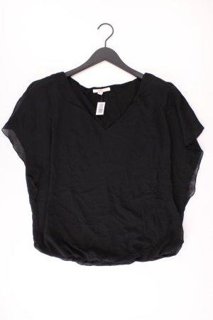Esprit Oversize-Bluse Größe 40 schwarz aus Polyester