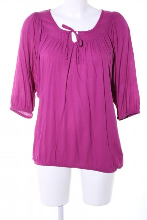 Esprit Oversized Bluse pink Casual-Look