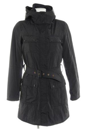 Esprit Oversized Jacke schwarz Street-Fashion-Look