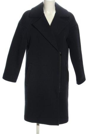 Esprit Oversized jas zwart zakelijke stijl