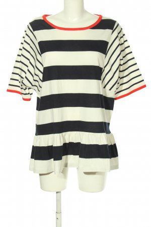 Esprit Oversized Shirt Allover-Druck Casual-Look