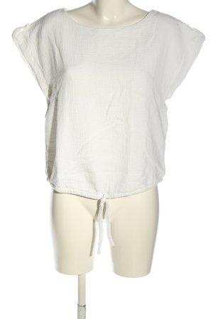 Esprit Oversized Shirt weiß Casual-Look