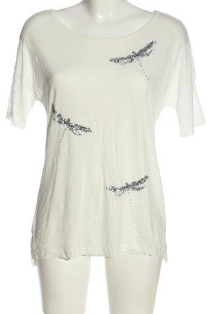 Esprit Camisa holgada blanco look casual