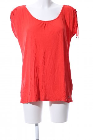 Esprit Oversized Shirt rot Casual-Look