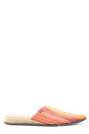Esprit Ciabatta aperta rosa-arancione chiaro stile casual