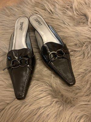 Esprit Heel Pantolettes black