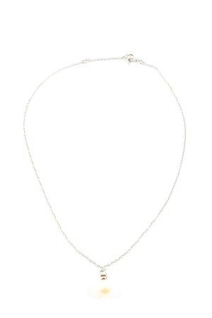 Esprit Perlenkette silberfarben Casual-Look