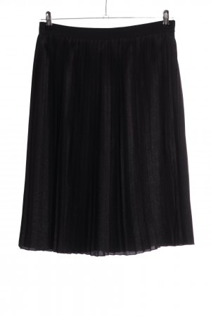 Esprit Pleated Skirt black casual look