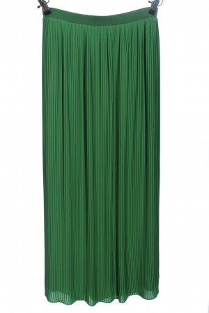 Esprit Pleated Skirt green casual look