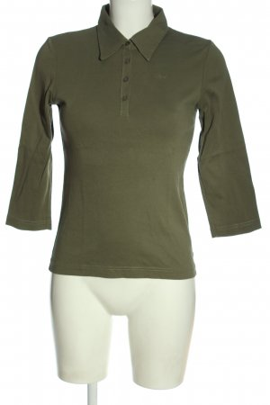Esprit Polo-Shirt khaki Casual-Look