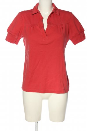 Esprit Polo-Shirt rot Casual-Look