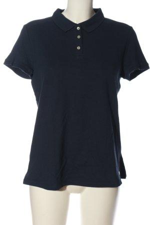 Esprit Polo-Shirt blau Casual-Look