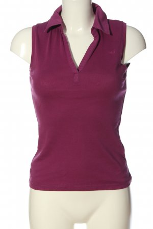 Esprit Polo Top pink casual look