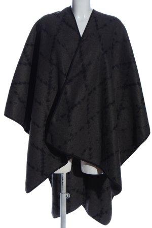Esprit Poncho schwarz Casual-Look