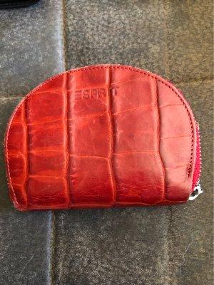 Esprit Portefeuille rouge foncé