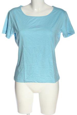 Esprit Print-Shirt blau Casual-Look