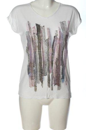 Esprit Print-Shirt Motivdruck Casual-Look