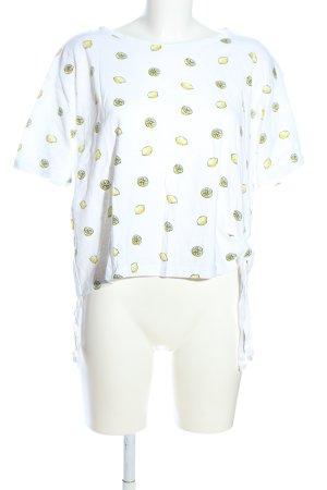 Esprit Print-Shirt Allover-Druck Casual-Look