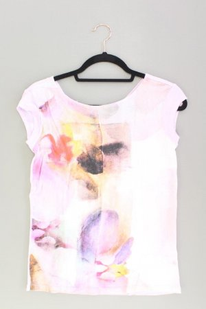 Esprit Printshirt Größe XS Kurzarm lila
