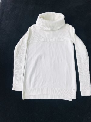 Esprit Turtleneck Sweater white