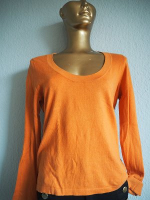 Esprit Pullover orange Gr. 36