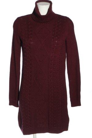 Esprit Pulloverkleid rot Casual-Look