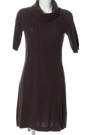 Esprit Pulloverkleid braun Casual-Look