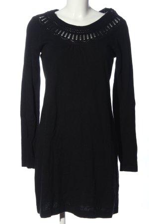 Esprit Sweater Dress black casual look