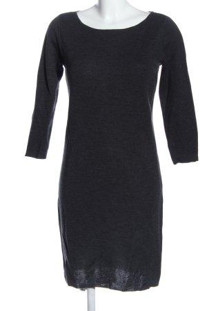 Esprit Swetrowa sukienka niebieski Melanżowy W stylu casual