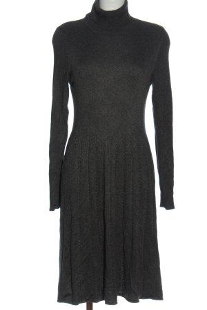 Esprit Sweater Dress light grey flecked casual look