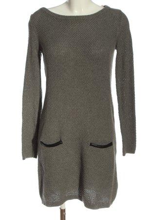Esprit Abito maglione grigio chiaro modello web stile casual
