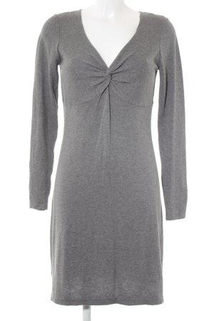 Esprit Swetrowa sukienka szary W stylu casual