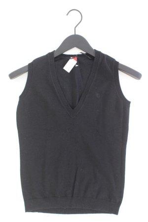 Esprit Sweter bez rękawów czarny Bawełna