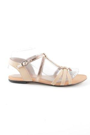 Esprit Strapped Sandals cream casual look