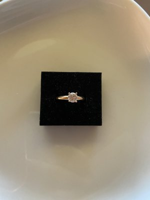 Esprit Gold Ring rose-gold-coloured