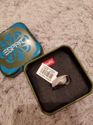 Esprit Ring Gr. 54 - 17 mm - Diversity Glam Glamour ESRG91425A170 - Neu & OVP
