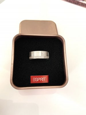 Esprit Ring Silber Gr.9 neuwertig