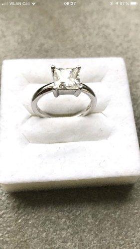 Esprit Ring Silber Zirkonia Gr. 17